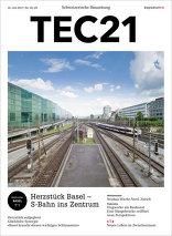 TEC21 2017|28-29 Herzstück Basel – S-Bahn ins Zentrum