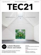TEC21 2017|32-33 Lokale Museen: Raum und Inhalt