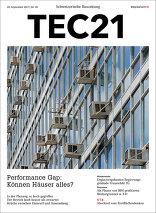 2017|39<br> Performance Gap: Können Häuser alles?