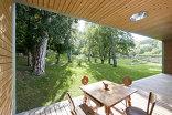 Haus mit Waldblick, Foto: Hertha Hurnaus