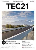 TEC21 2017|42-43 Neue Brücken für Stadt und Land