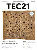2017|41<br> Stoff und Raum II – die Arbeit am Textilen