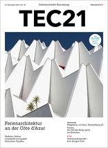 TEC21 2017|45 Ferienarchitektur an der Côte d'Azur