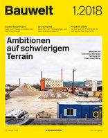 2018|1<br> Ambitionen auf schwierigem Terrain