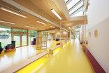 Kindergarten Wolkersdorf, Foto: Alois Lammerhuber © Lois Lammerhuber / Edition Lammerhuber