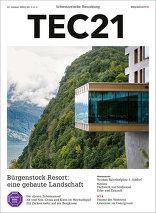 TEC21 2018|01-03 Bürgenstock Resort: eine gebaute Landschaft