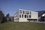 Erweiterung Schule Marienberg, Foto: Martin Mischkulnig