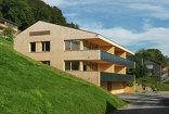 Passivhaus Plus Wohnanlage Unterstein